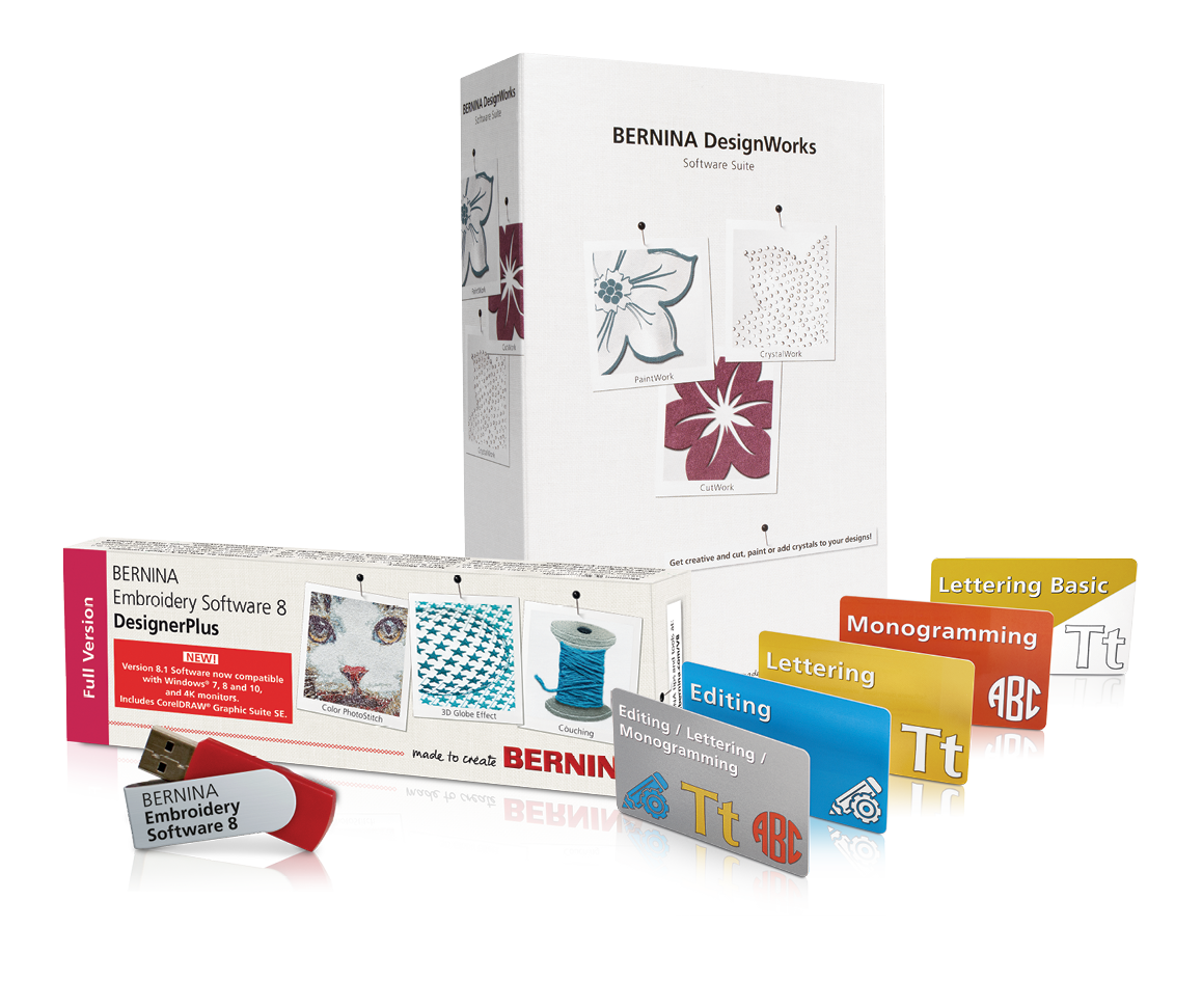 Special Pricing On Bernina Software Quilt Quarters